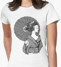 Vecta Geisha Womens Fitted T-Shirt