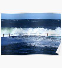 Ocean Pool Poster