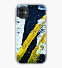 Road Markings iPhone Case