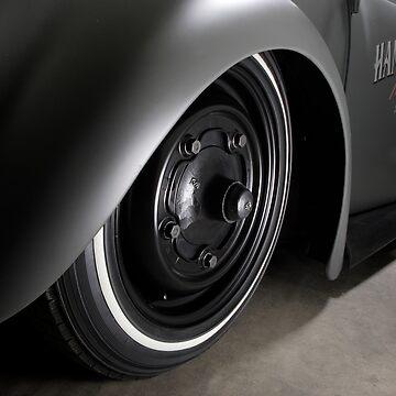 VW Beetle Top Chop 1954 by StefanBau