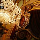 State Theatre Chandelier by PhotosByG