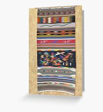 Ethnic Explosion Greeting Card