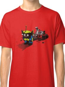 FIRST IMAGE OF MARS Classic T-Shirt