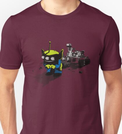 FIRST IMAGE OF MARS T-Shirt