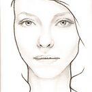 Juliet Landau  by Claire Watson