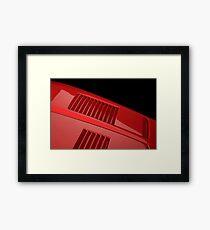 Ferrari 288 GTO 1985 Framed Print