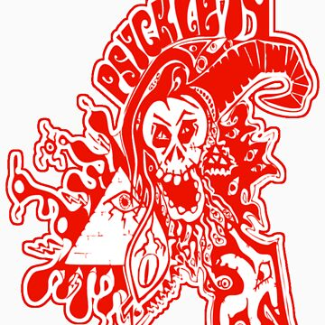 Psyckle74 Spawn Tee by Psyckle74