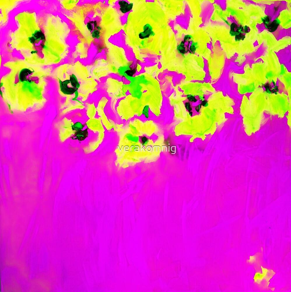 Habibiflo pink by verakomnig