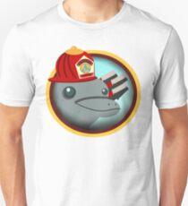 Dolphin Fire Brigade Unisex T-Shirt