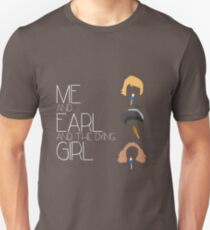 Me and Earl and The Dying Girl T-Shirt