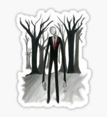 Slenderman Sticker