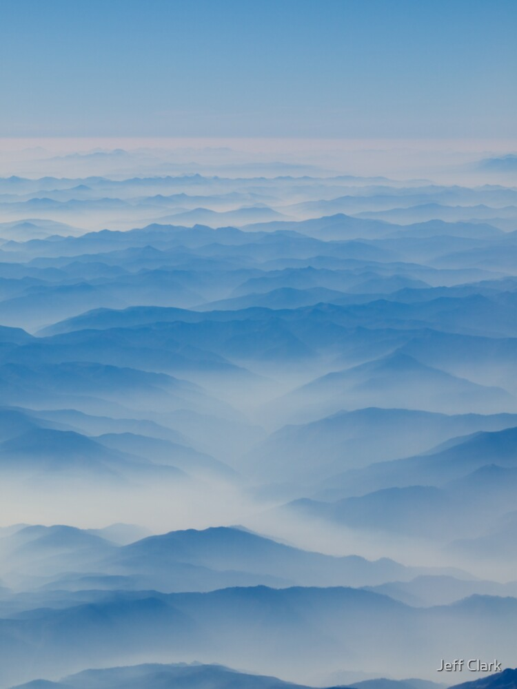 Misty Mountains by Jeff Clark