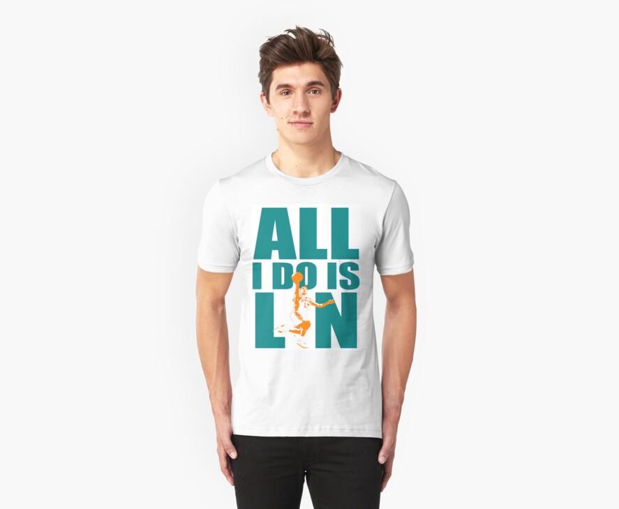 "ALL I DO IS ""LIN"" by Edoardo Bollati"
