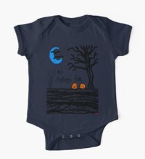halloween jack o lantern all hallows eve Kids Clothes