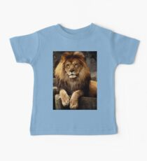Heart of a lion Baby Tee