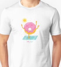 Yoga Donut T-Shirt