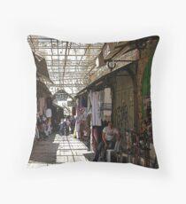 Souvenir shops Throw Pillow