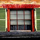 Old charm window Shutters by cjcphotography