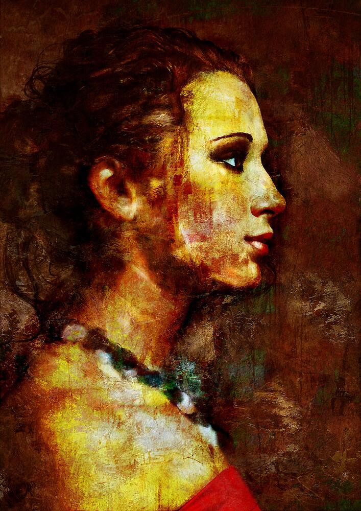 La Donna Pensosa by David North