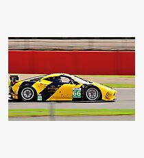 JMW Motorsport Ferrari No 66 Photographic Print
