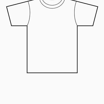 T-shirt-T-shirt by fotostrips
