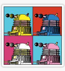 Warholek Sticker