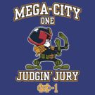 Mega-City One Judgin' Jury by BiggStankDogg