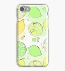 May contain Gin iPhone Case/Skin