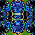 Space Harp Fractal Expanded by Marvin Hayes