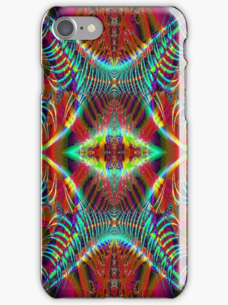 Wicked Fractal 2 by Marvin Hayes