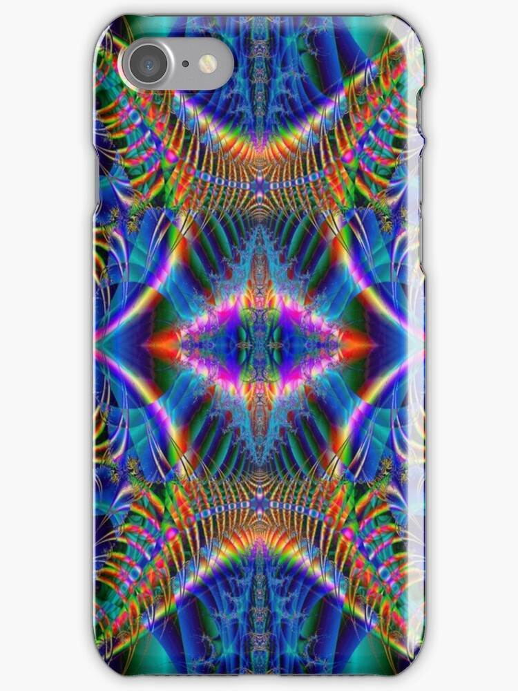 Wicked Fractal by Marvin Hayes