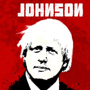 Boris Johnson / Che Guevara by Carlosthellama
