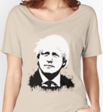 Boris Johnson / Che Guevara Women's Relaxed Fit T-Shirt