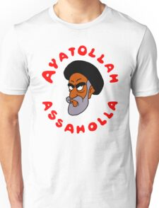 aya ass Unisex T-Shirt