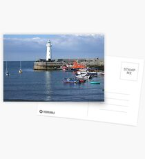 Bay Lighthouse in Northern Ireland Postcards