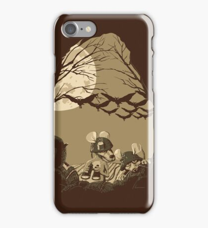 Woodland Wars iPhone Case/Skin