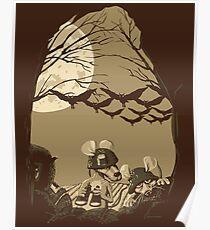 Woodland Wars Poster