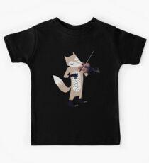 FOXY VIOLINIST Kids Clothes