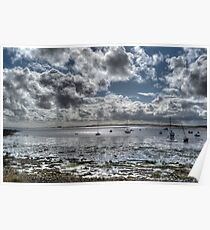 Lindisfarne View #1 Poster