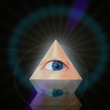 ALL SEEING EYE-PHONE by MarvinHayes