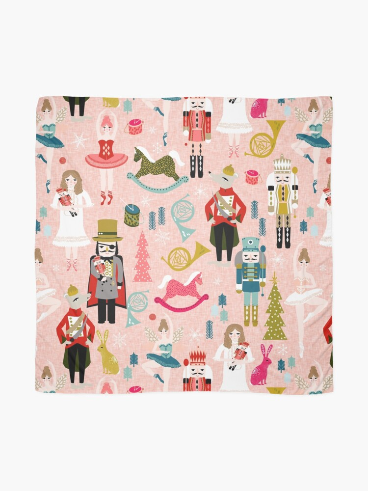 Alternate view of The Nutcracker - Blush by Andrea Lauren  Scarf