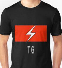 Camiseta ajustada TG 8BIT