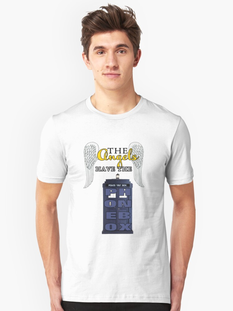 The Angels Have the Phonebox | Doctor Who by Michael Audet