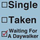 Waiting for a Daywalker by jadetiger712