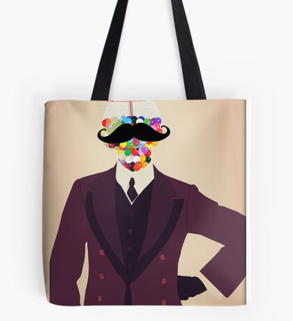 The Perfect Gentleman Tote Bag