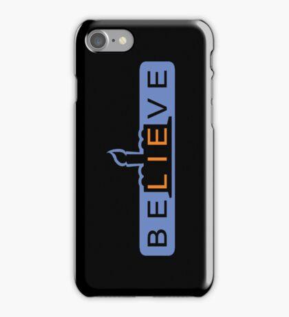 beLIEve - Iphone Case iPhone Case/Skin