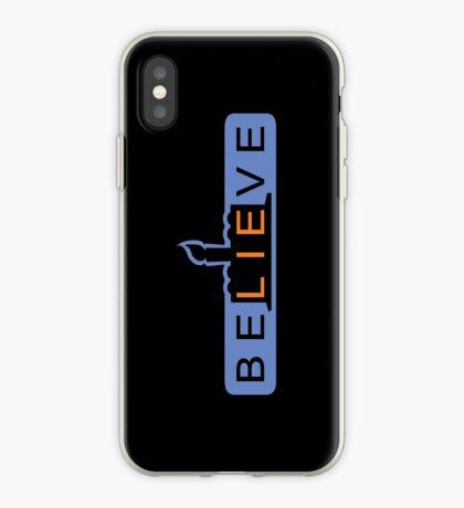 beLIEve - Iphone Case iPhone Case