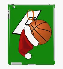 Christmas Basketball iPad Case/Skin