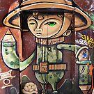 Graffiti Art by Hans Kawitzki