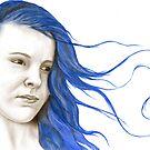 Self Portrait by Claire Watson